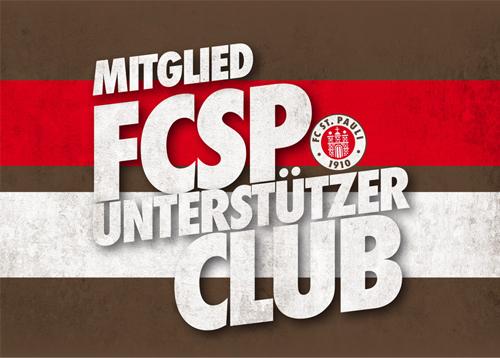 Mitglied FCSP-Unterstützer-Club - Banner