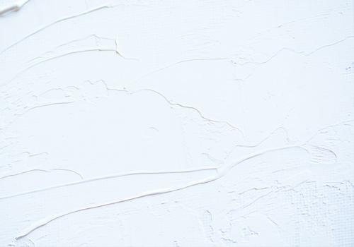 Wischtechnik Wand in hellblau