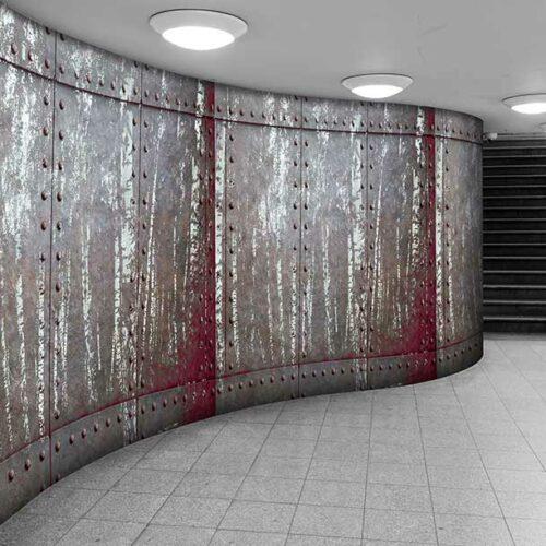 Tapezierarbeiten als Beispiele von Malerbetrieb Sven Brockmann